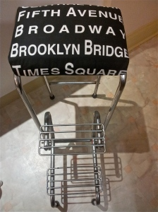 New York stool
