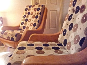 Upcycled-and-refurbished-retro-vintage-chairs-in-designer-upholstery-fabric-at-the-Lost-and-Found-Office-in-Canberra