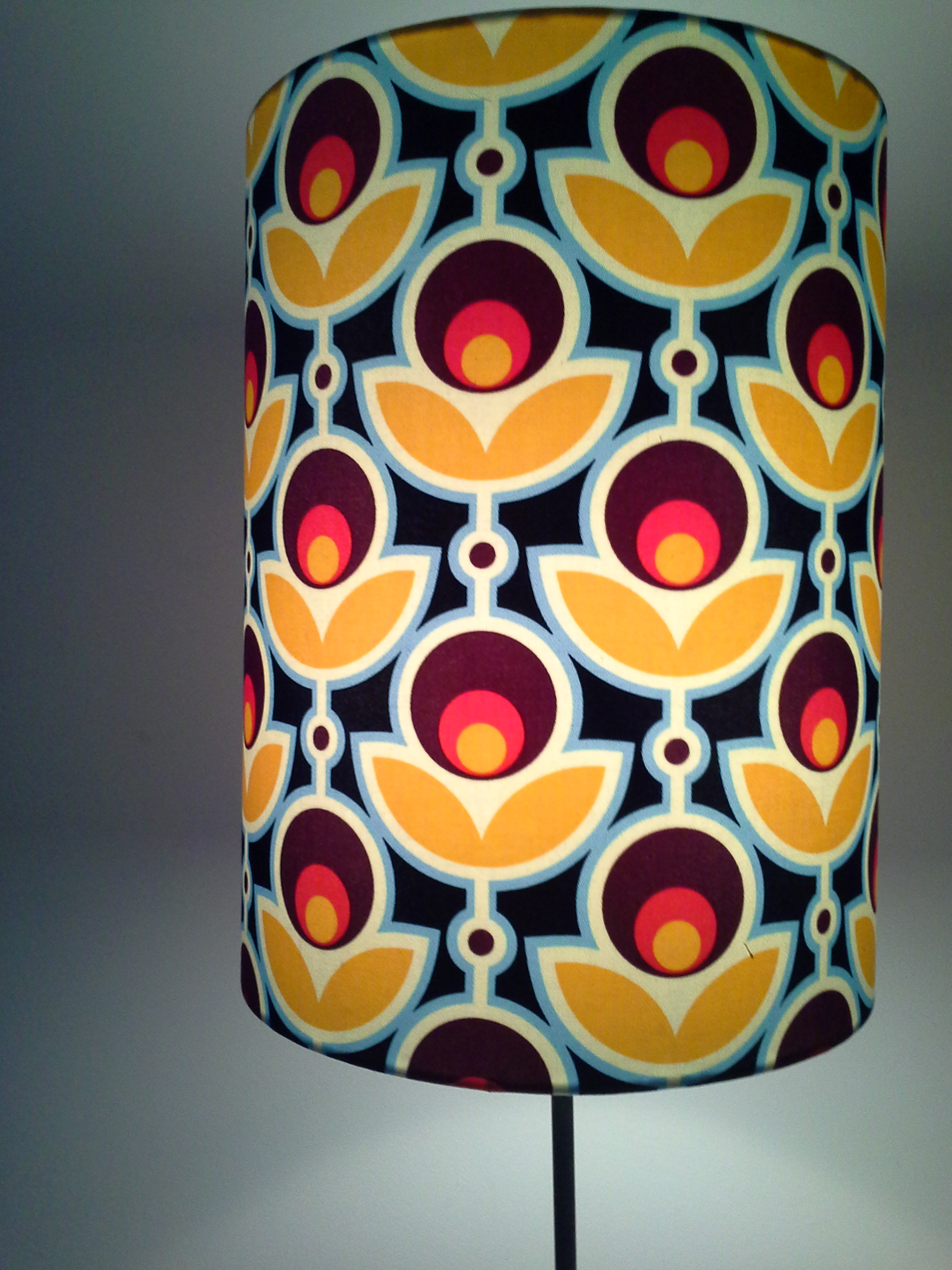 Midnight Primrose Lamp | The Lost and Found Office